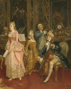 050c55bcc42b171028372646beccb29b--classic-paintings-classical-art