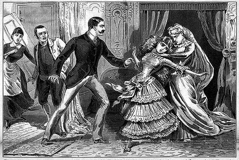 Sex and the victorian era