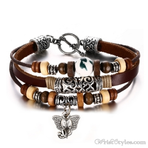 Genuine-Leather-Charm-Bracelet-VN036054CH