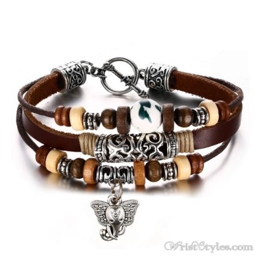 Genuine-Leather-Charm-Bracelet-VN036054CH
