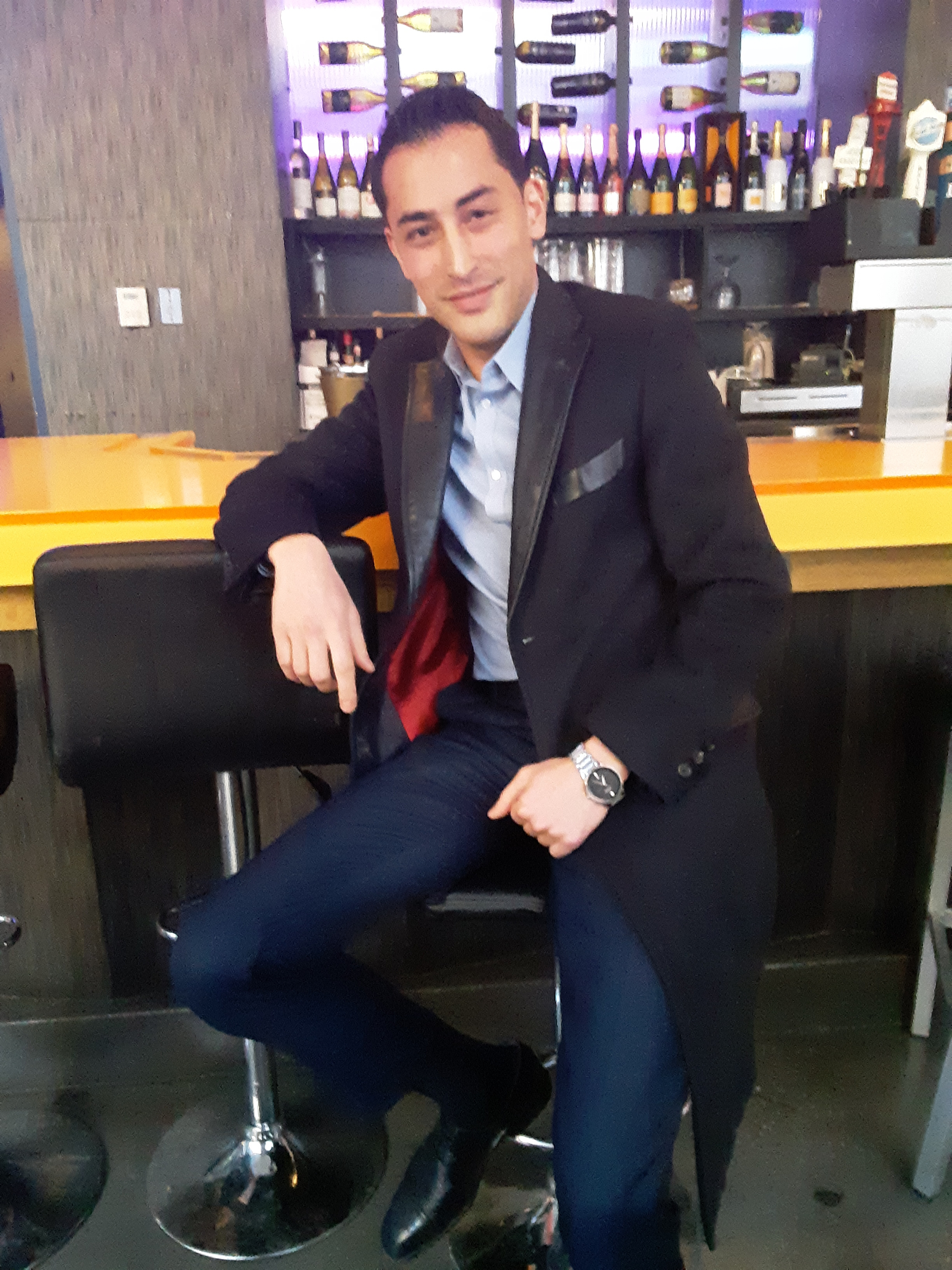 Interview With Fashion Designer Kevin Shahroozi The Elegant Classy Gentleman Magazine